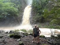 Montezuma Waterfalls.