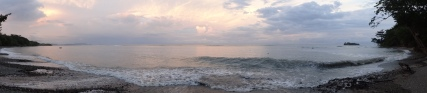Beach at Casa Astrid.
