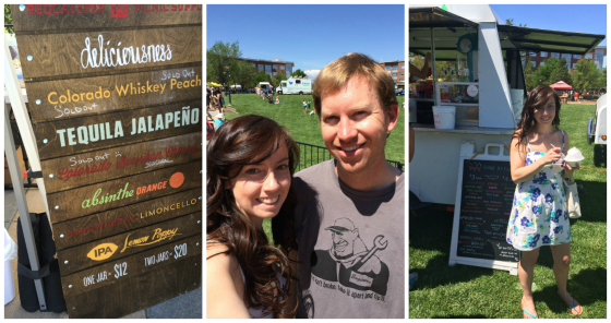 Stapleton Farmers Market - one of the best ones we visited all summer