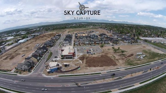 Aerial view of Midtown, courtesy of Sky Capture Studios.