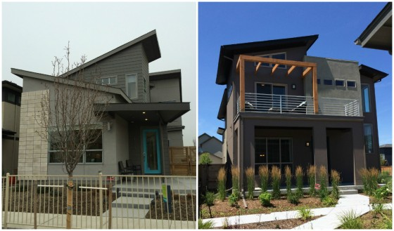 Midtown on the left, Stapleton on the right. Which one should we choose? We couldn't go wrong with either!