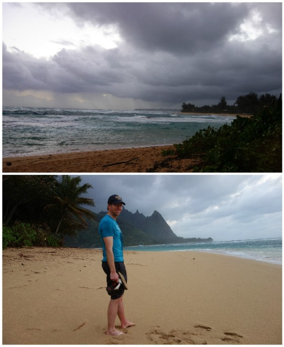 Kauai Beach: Kaua'i Day 5: Rain, Rain, And Snorkeling Lawai Beach