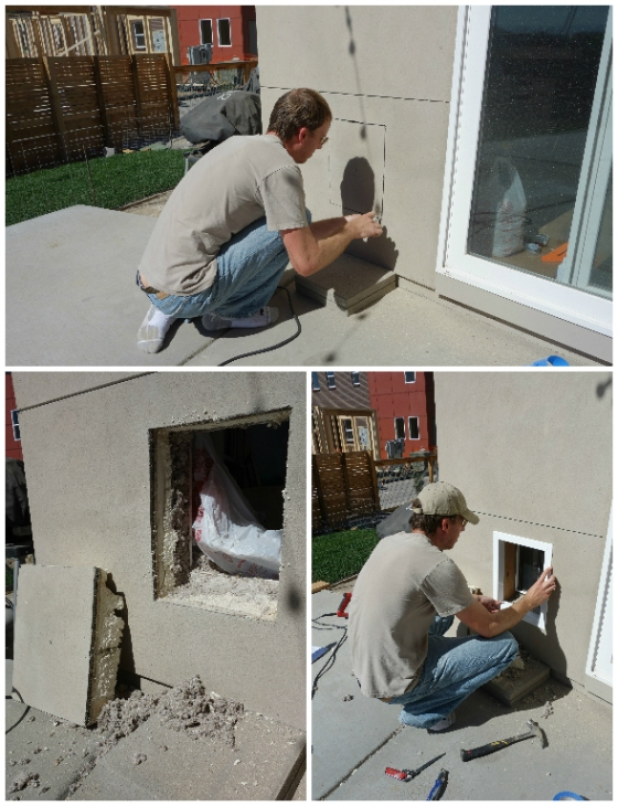 plexidor dog door install.jpg