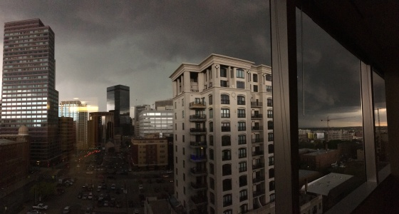 denver hail storm