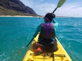 Napali Coast Kayak - Polihale Beach
