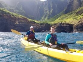 NaPali Coast Kayaking