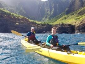 NaPali Coast Kayaking
