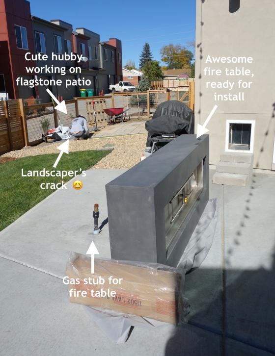 midtown backyard in progress