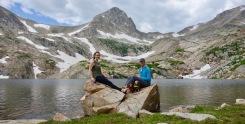 Mitchell Lake Trail