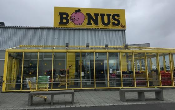 Bonus Grocery Iceland