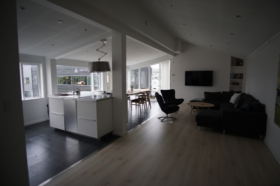 faroe island airbnb inside