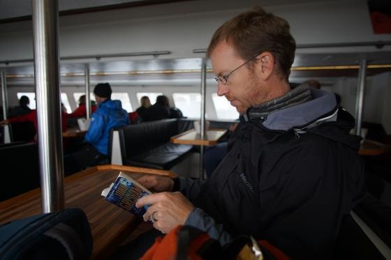 mykines ferry cabin
