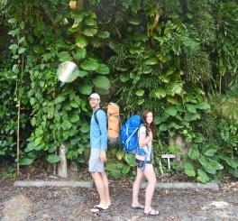 Muliwai Trail Backpacking