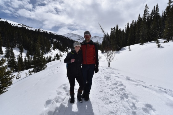 mayflower gulch hike 1