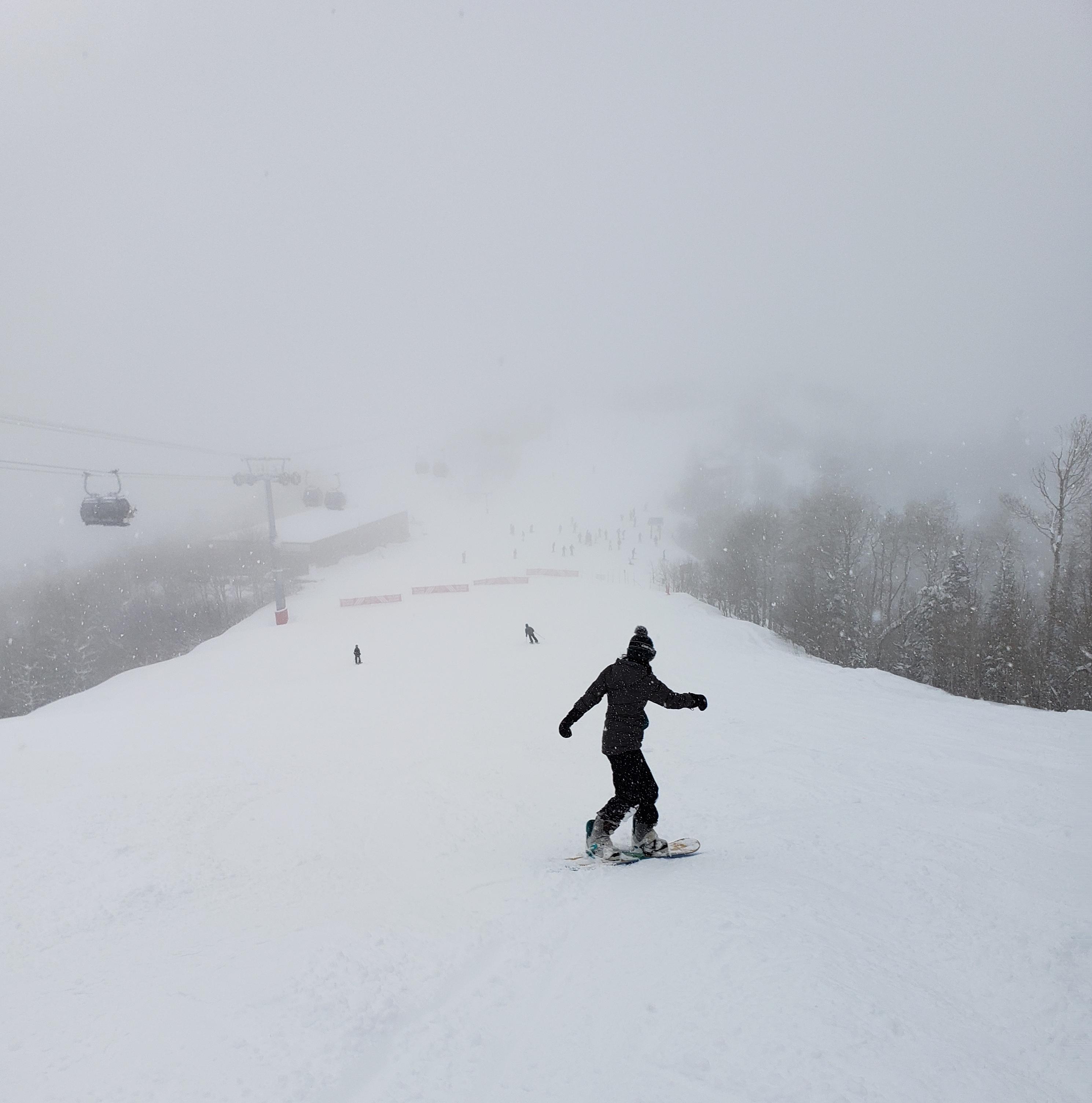 Em Birthday 2019 - Steamboat Snowboarding 2