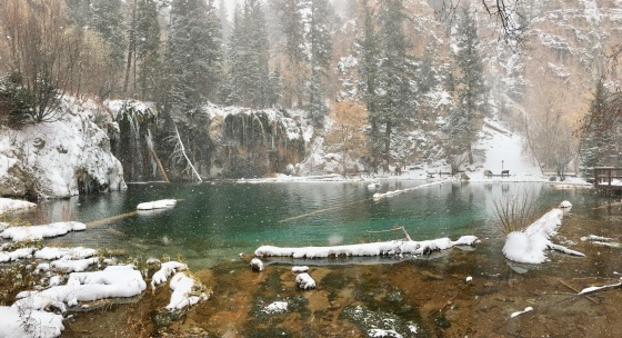 Thanksgiving 2019 - Hanging Lake 2