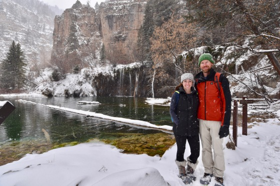 Thanksgiving 2019 - Hanging Lake 3