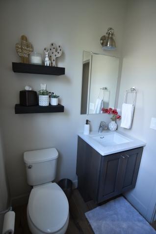 midtown half bathroom