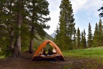 Imogene Pass Camping 3