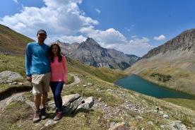 Blue Lakes Trail, Mount Sneffels