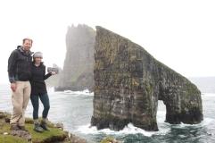 Drangarnir hiking Faroe Islands